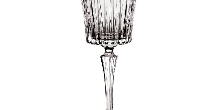 Verre A  Vin Timeless X6, Cote Table