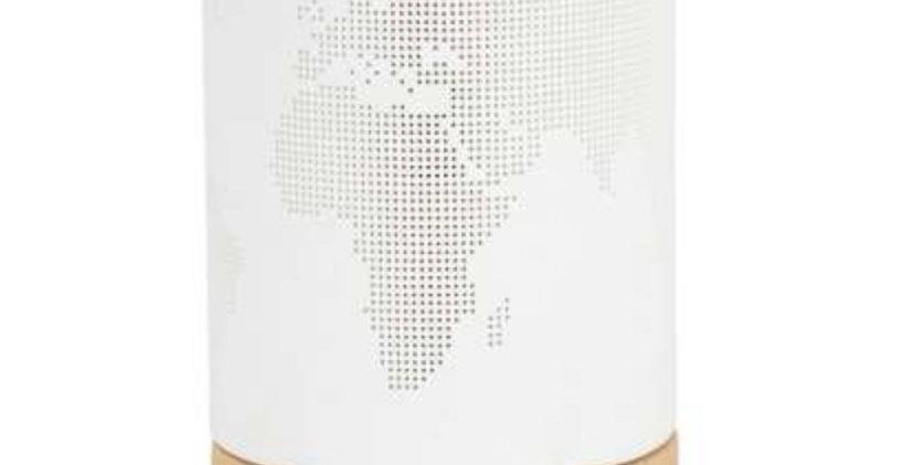 Lampe Aromatique Carte Blanc, Côté Table Yliades