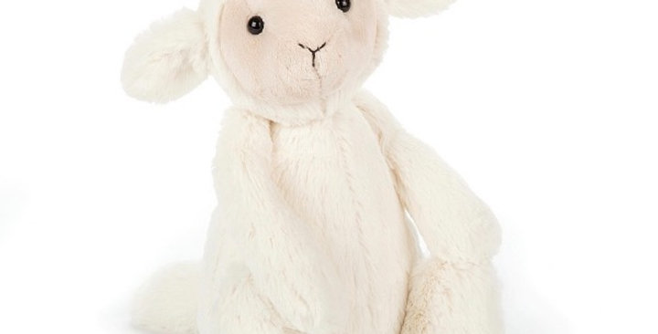 Bashful Lamb Small, Jellycat