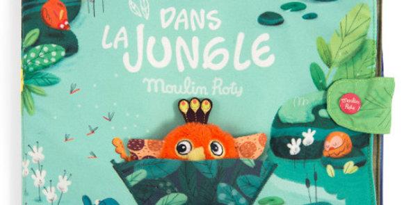 Livre Activités GM Jungle, Moulin Roty
