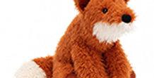 Curvie Fox, Jellycat