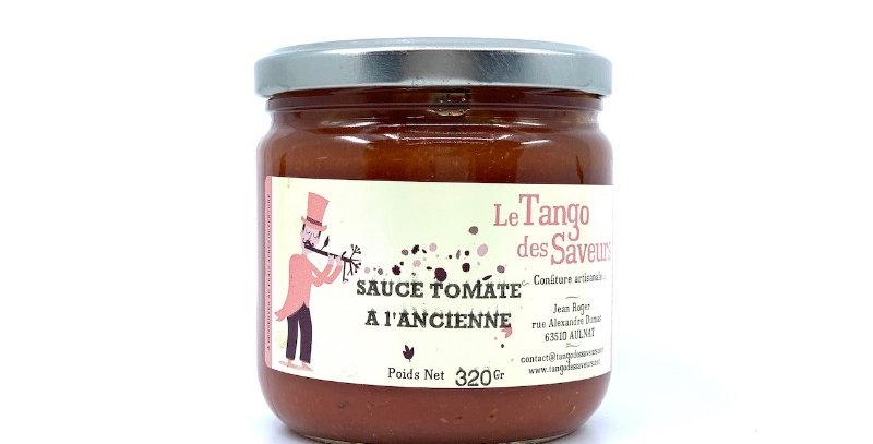 Sauce Tomate à l'Ancienne, 320g, Le Tango des Saveurs
