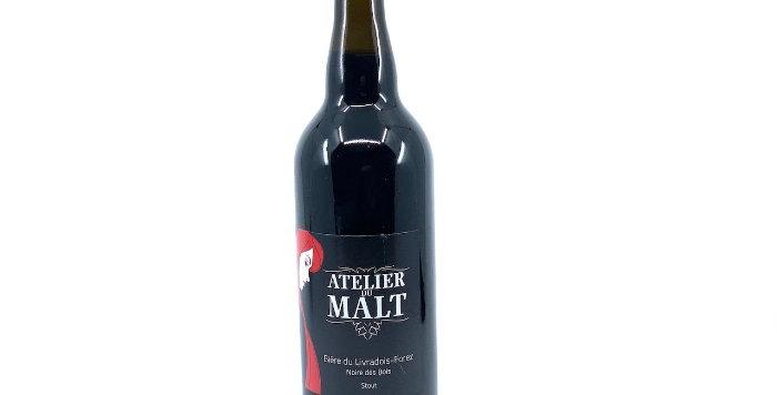 Bière Stout, 75cl, L'Atelier du Malt*5€90