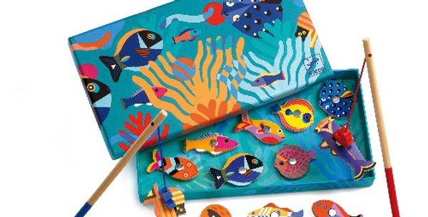 Pêche Magnétique Graphic, Djeco