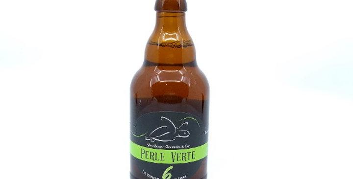 Perle Verte, Bière, 6, Les Brasseurs du Sornin.2€90
