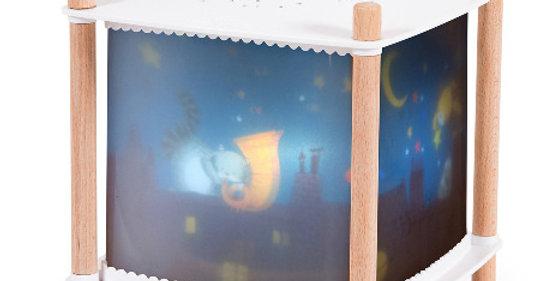 Lanterne Magique, Moulin Roty