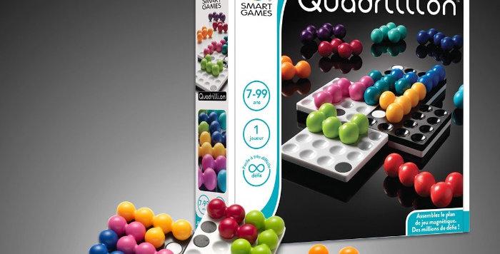 Quadrillion, Smart Games