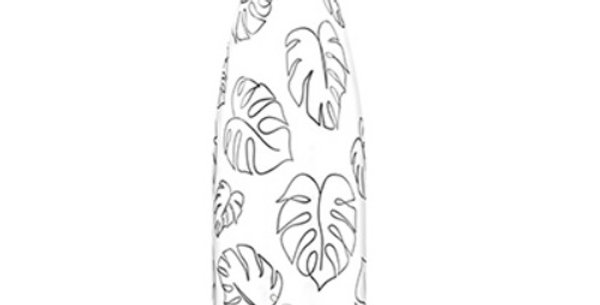 Bouteille Isotherme 500ml, Line Art Leaves, Chilly's