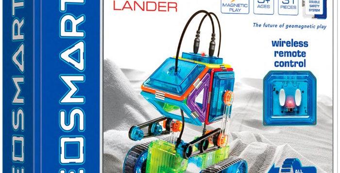 Geosmart Moon Lancer, Smart Games
