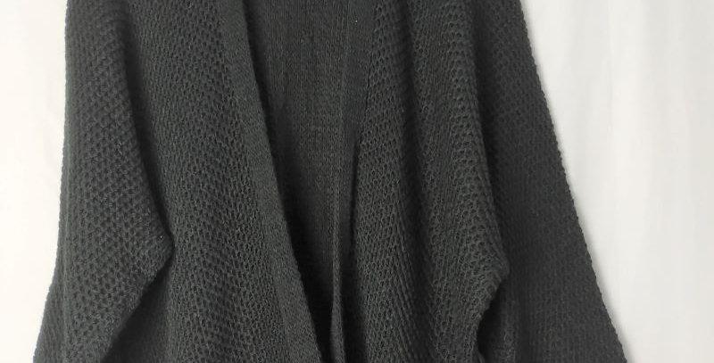 Gilet Maille Noir