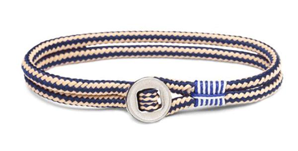 Bracelet Corde Dino Sand L, Pig & Hen