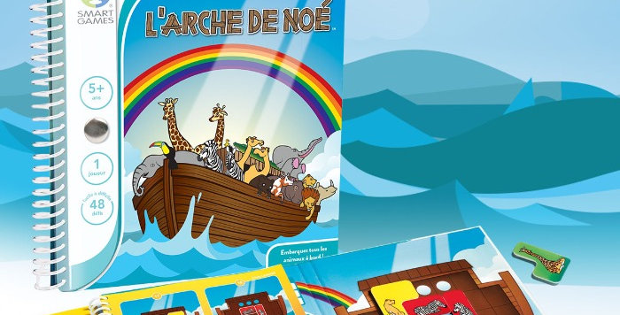Arche De Noé, Smart Games