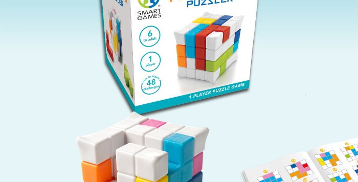 Plug And Play Puzzler, Smart Games