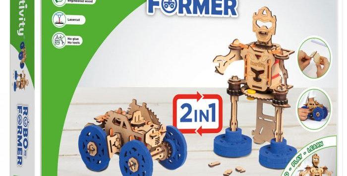 Smartivity Roboformer, Smart Games