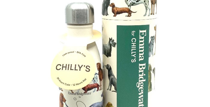 Bottle 260Ml Dog, Chilly's