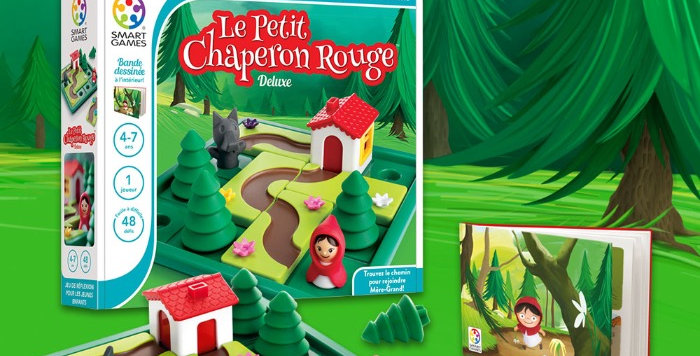 Le Petit Chaperon Rouge, Smart Games