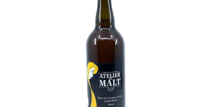 Bière Blonde, 75cl, L'Atelier du Malt*5€90