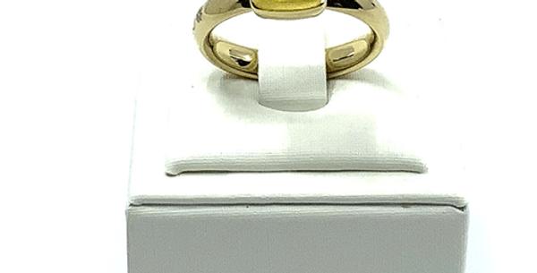 Bague Gold Citrine, Qudo