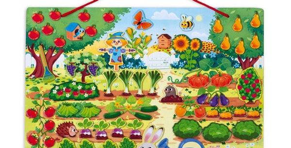 Mon Jardin Magnétique, Janod
