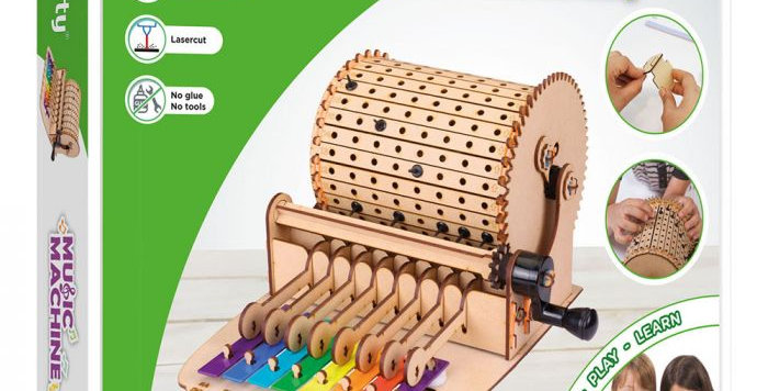 Smartivity Music Machine,Smart Games