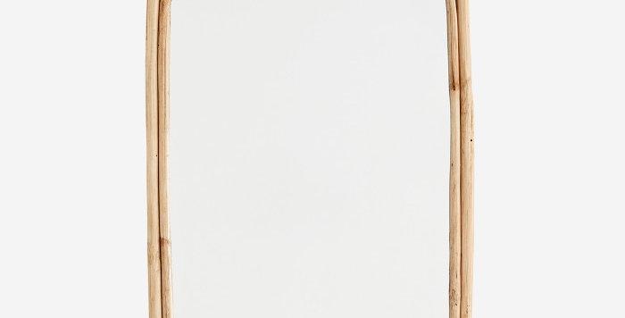 Miroir Rectangle Bambou 34X56, Madam Stoltz