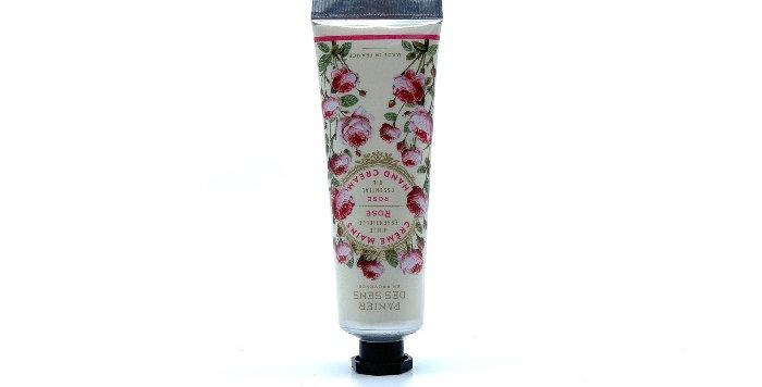 Crèmes pour Mains 30ml, Rose, Panier des Sens