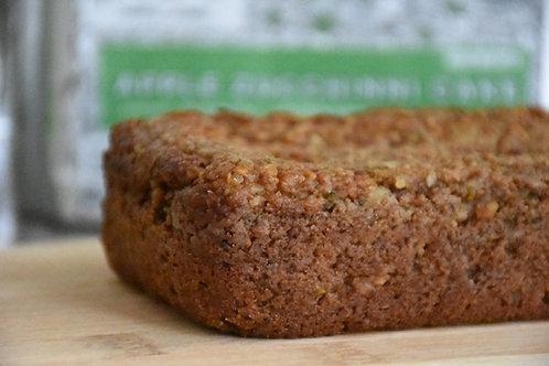APPLE ZUCCHINI CAKE
