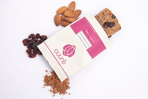 BERRY SQUARE - Vegan Energy Bar