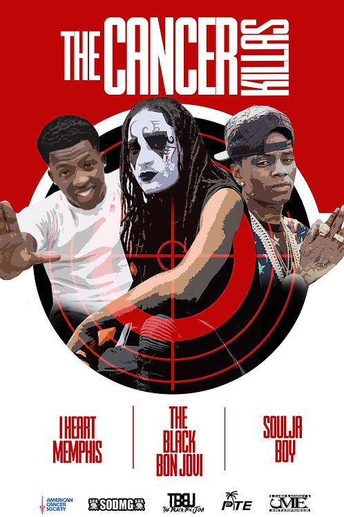 Cancer Killa Poster