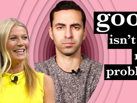 Don't blame Gwyneth Paltrow for Goop's success