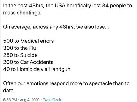 Is medical error really the 3rd biggest killer?