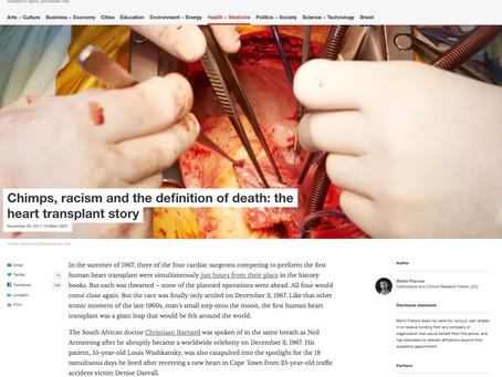 Heart transplantation turns 50