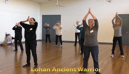 Lohan Ancient Warrior