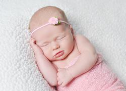 Newborn Girl photo in Morehead City