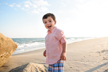 Family Beach Sessions | Atlantic Beach, NC Photographer