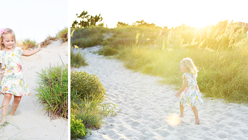 Sun, Sand and Fun | Atlantic Beach Photographer