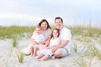 Classic Beach Portraits | Atlantic Beach, NC