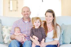 Family Portrait with children