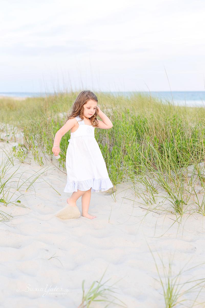 portrait in Atlantic Beach, NC