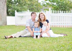 Family Portrait in Morehead City