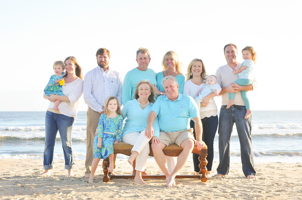 family photographer in Pine Knoll Shores, NC