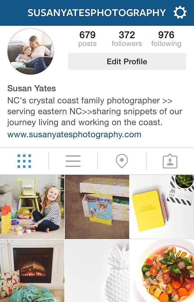 Susan Yates Instagram
