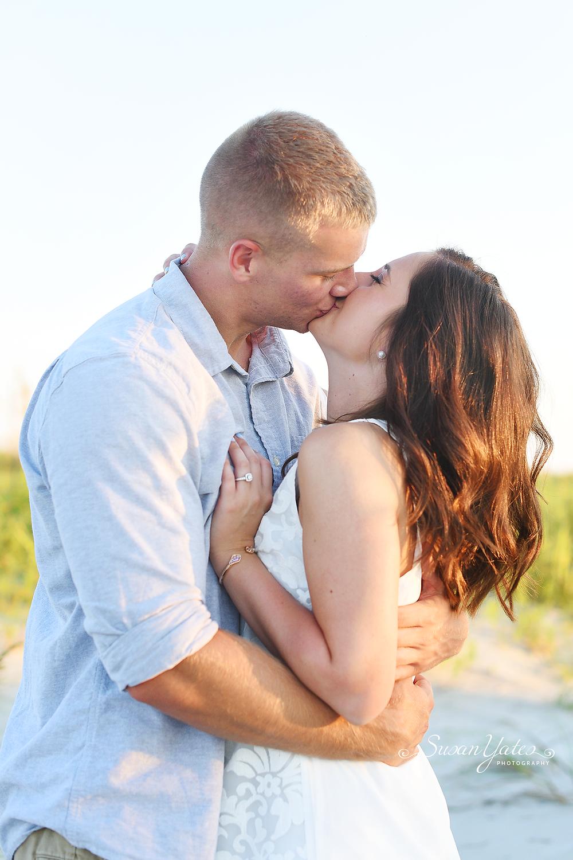 Surprise engagement in Atlantic Beach, NC