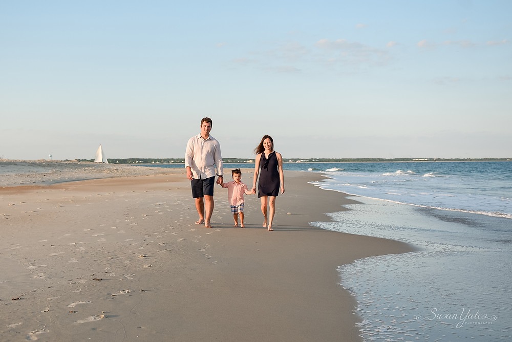 family photographers in atlantic beach, nc