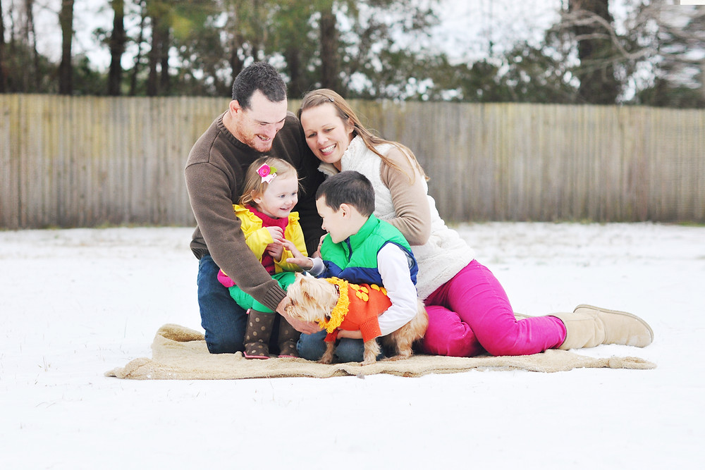 North Carolina Family Photographer serving eastern NC along the Crystal Coast