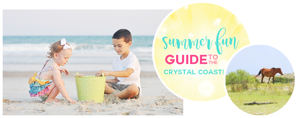 Things to do in Atlantic Beach, NC Crystal Coast Summer fun