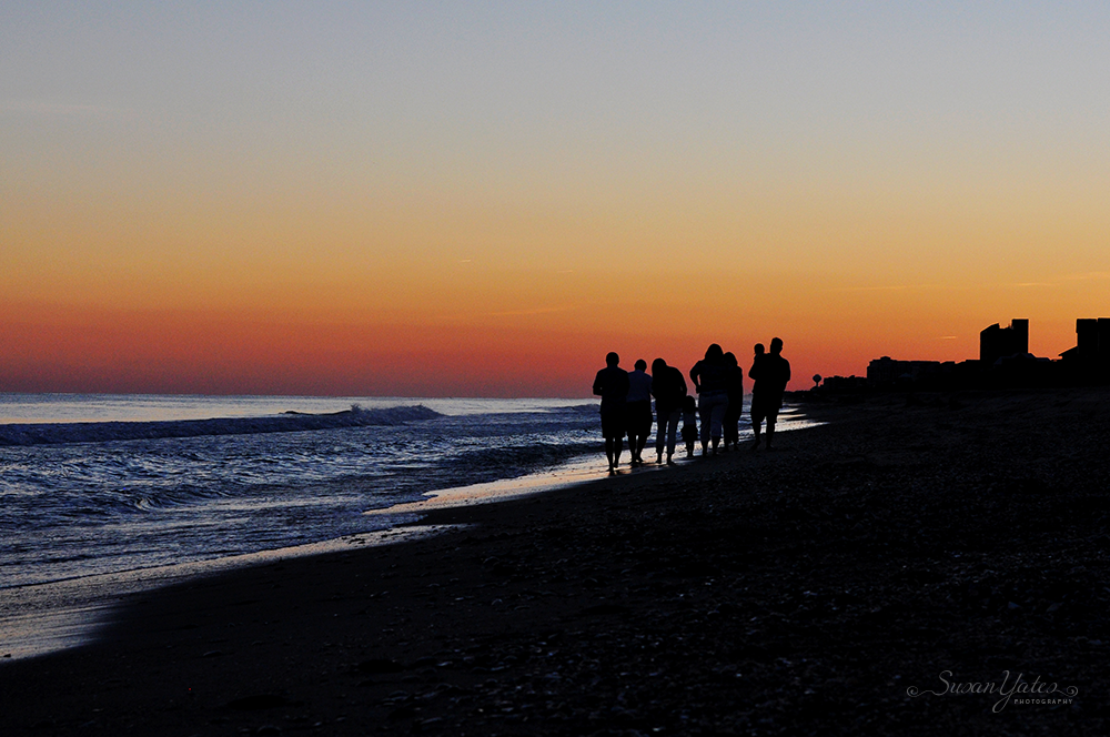 Crystal Coast Atlantic Beach, NC Sunset