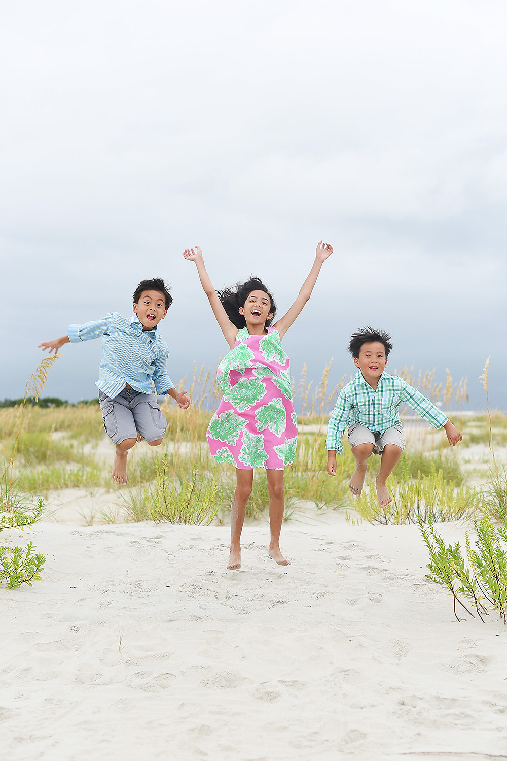 Atlantic Beach Children's Photo
