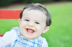 Baby Portrait session in Beaufort NC