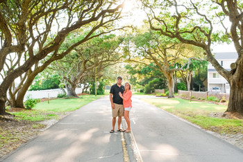 Engagement Session | Beaufort, NC Photographer